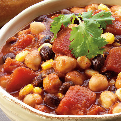 Quick Veggie Chili