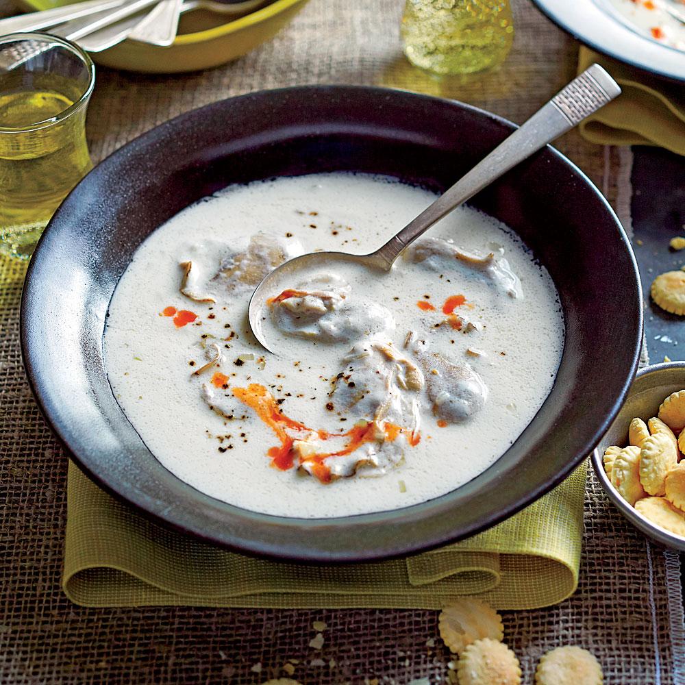 Classic Oyster Stew Recipe Myrecipes