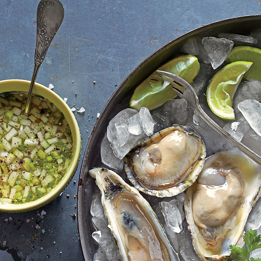 Green Apple Mignonette