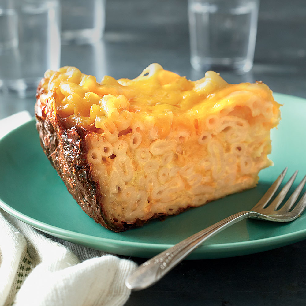 Uncle Jack's Mac-and-Cheese Recipe