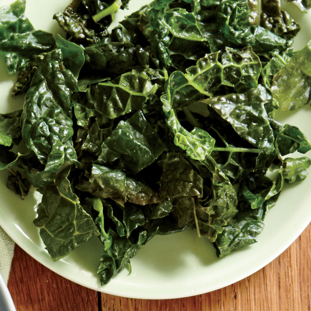 Quick Braised Kale Recipe Myrecipes
