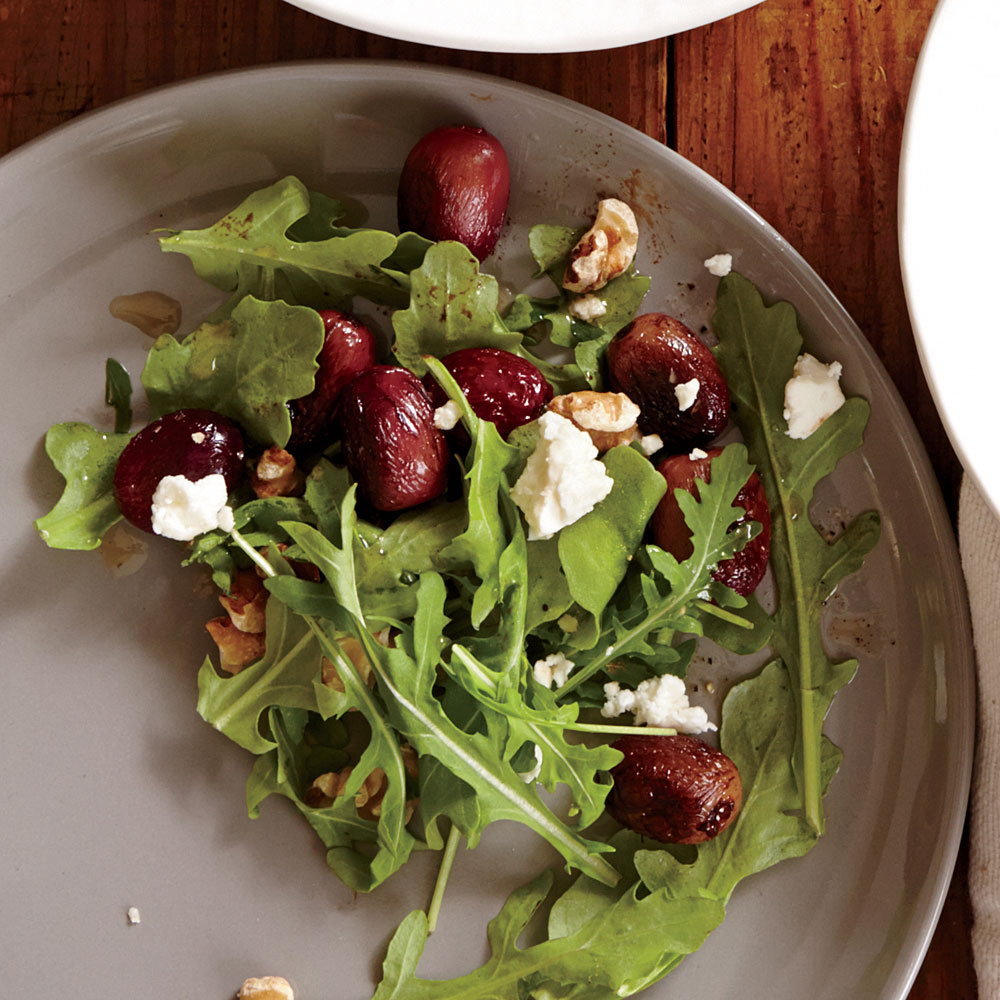 ck-Roasted Grape and Feta Salad Image