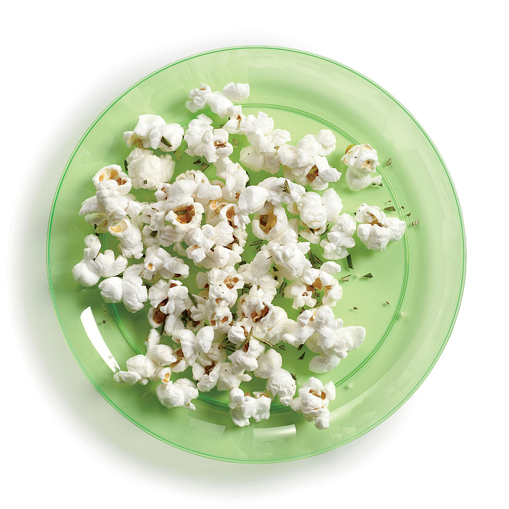 Rosemary Popcorn