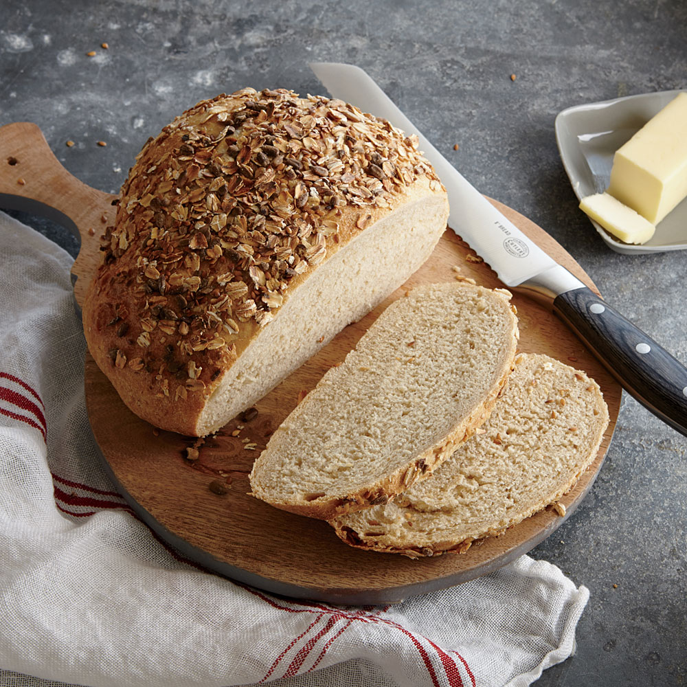 Seeded Multigrain Bread