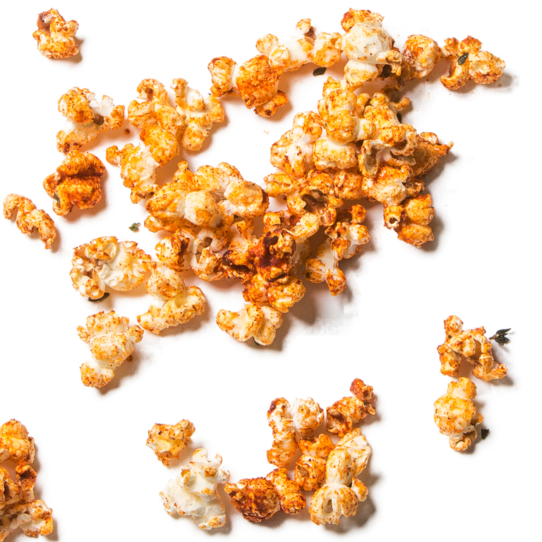 Smoked Paprika Popcorn