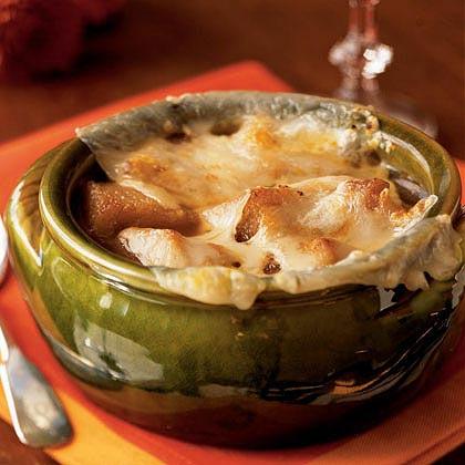 French Onion Soup + NYE