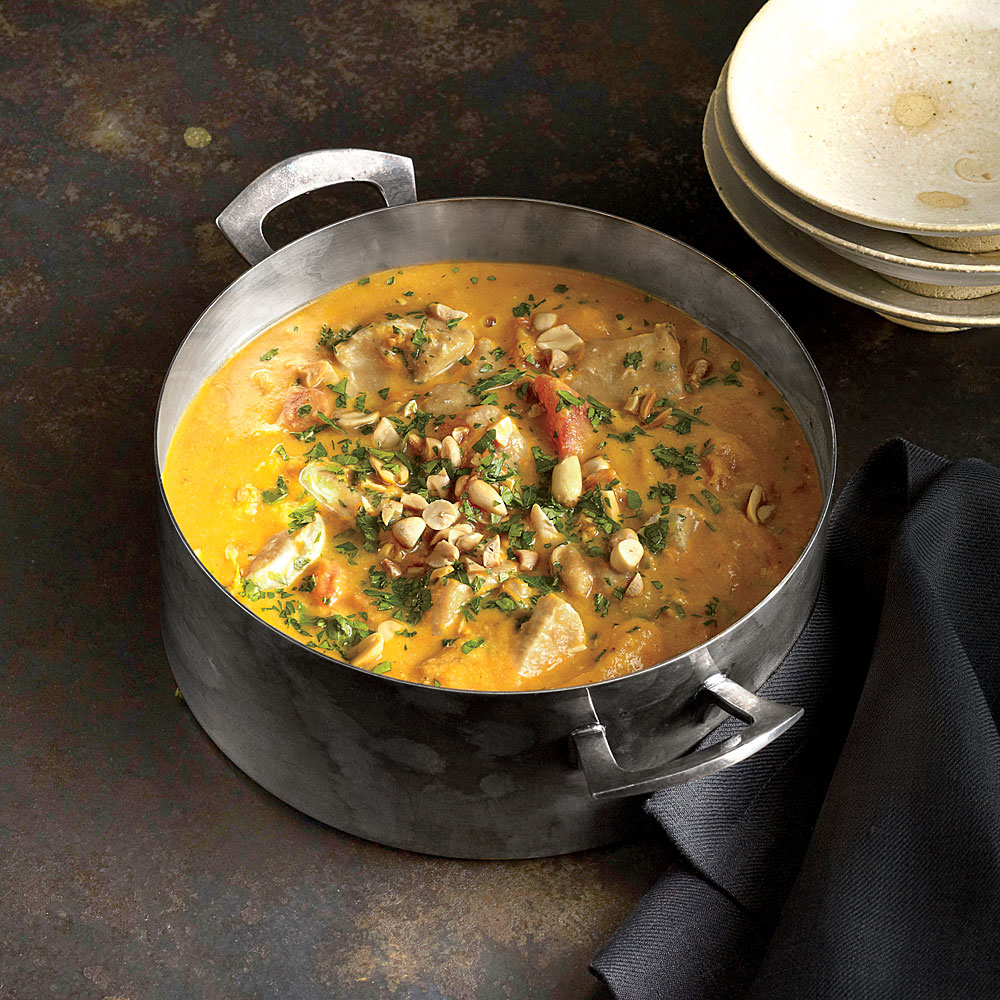 Peanut Chicken Stew Recipe MyRecipes
