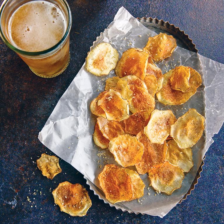 Sour Cream & Onion Potato Chips