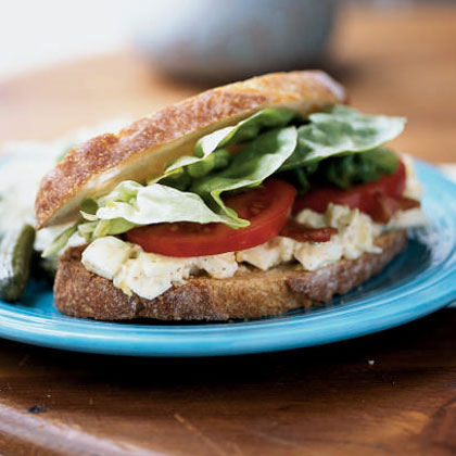 The Egg Salad BLT