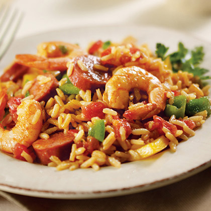 Crescent City Jambalaya