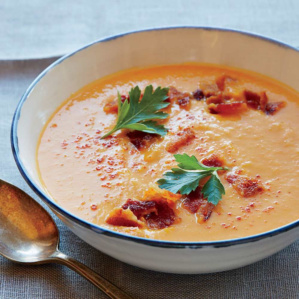 Roasted Vegetable Soup Recipe Myrecipes