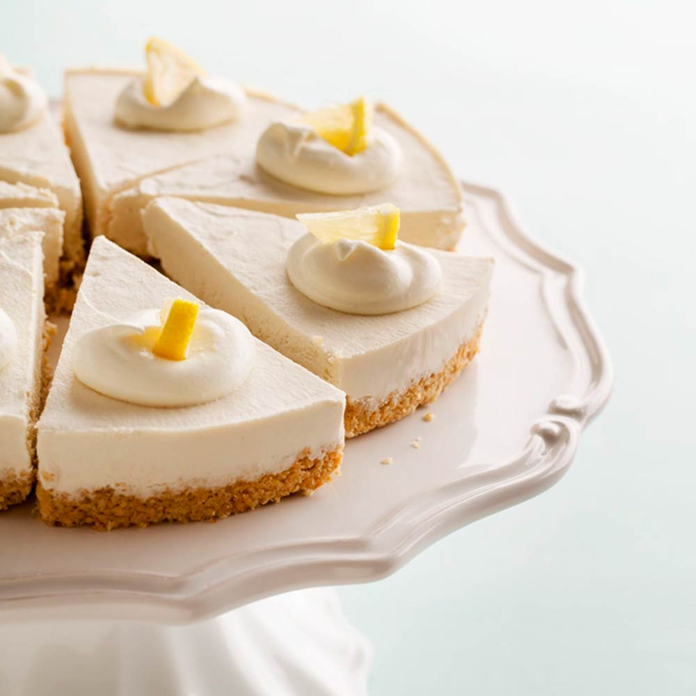 Lemon Meltaway Pie