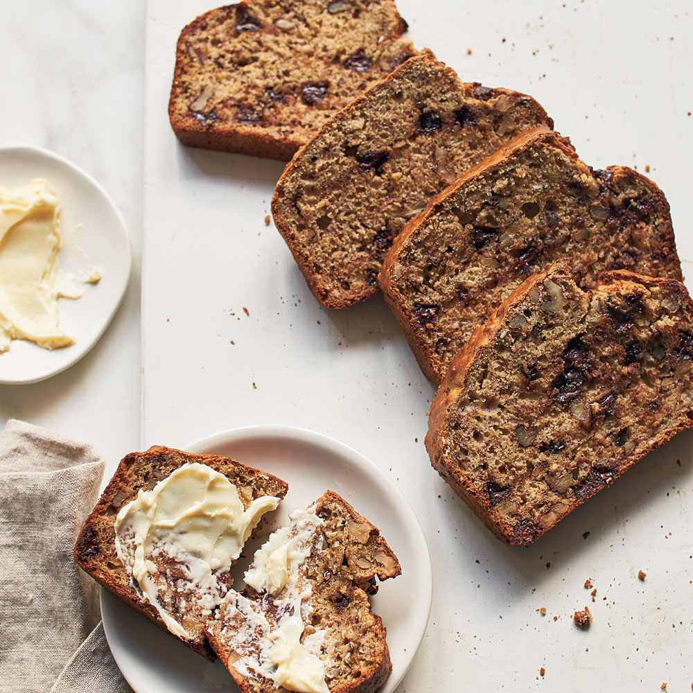Banana-Oatmeal Bread Recipe - 0 | MyRecipes