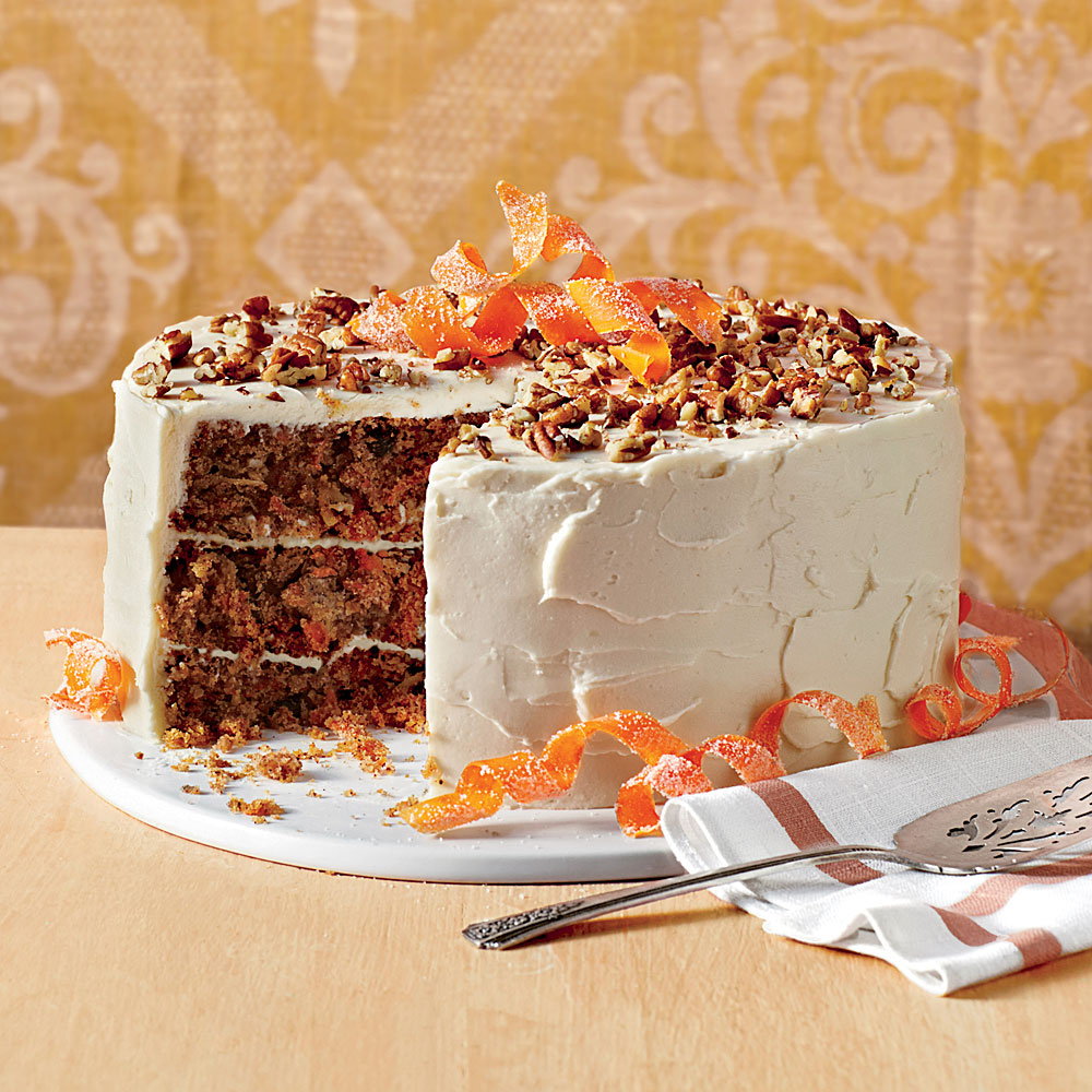making wedding cake ahead of time the ultimate carrot cake recipe myrecipes 17066