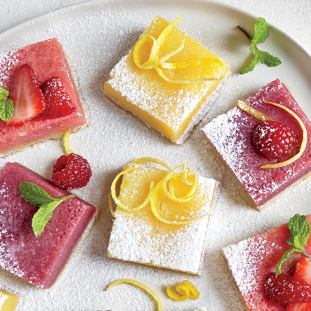 Classic tangy lemon bars recipe myrecipes audiocablefo