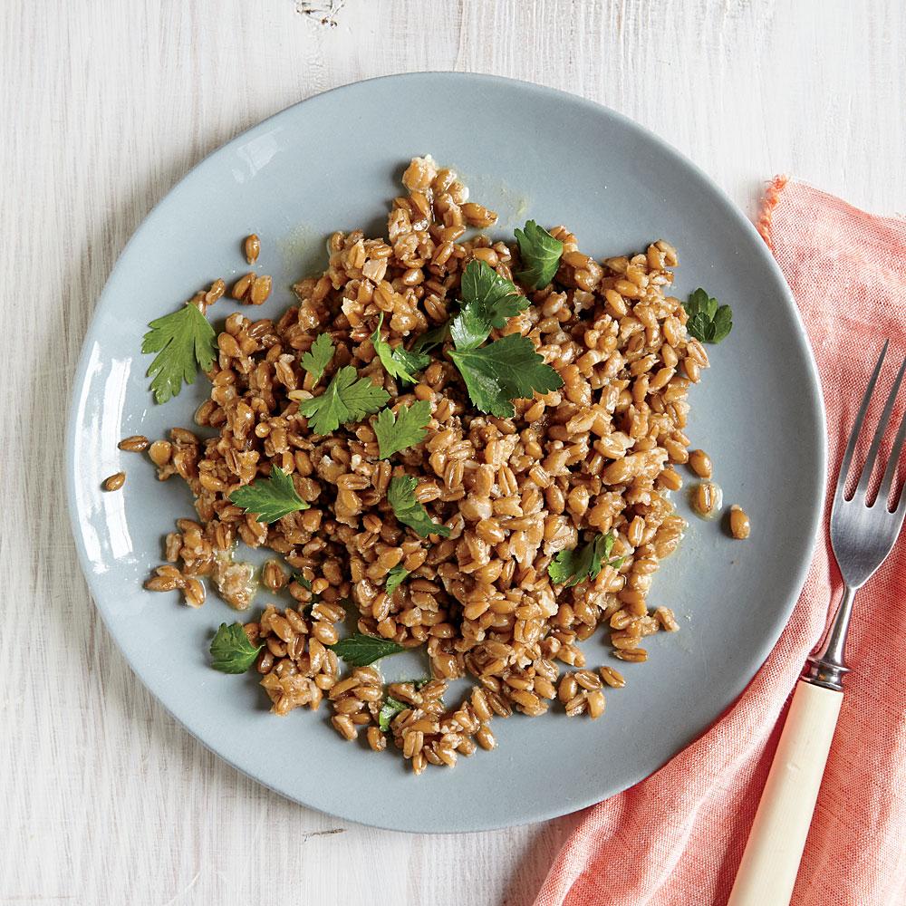 Quick Farro Salad Recipe Myrecipes