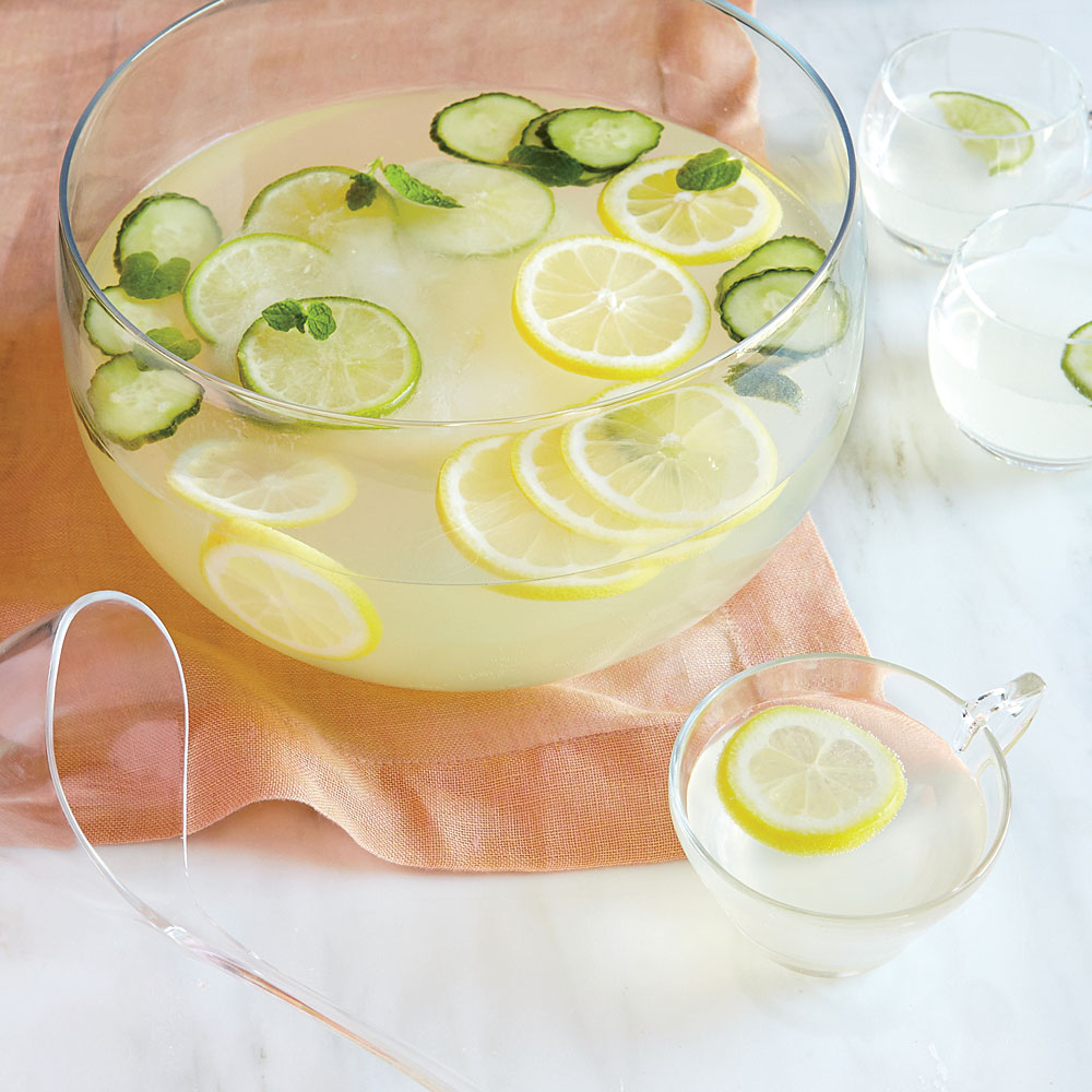Spring Gin Punch