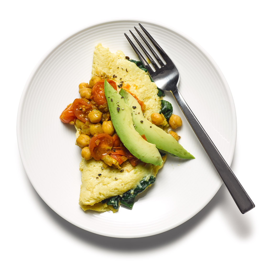 Moroccan Omelet