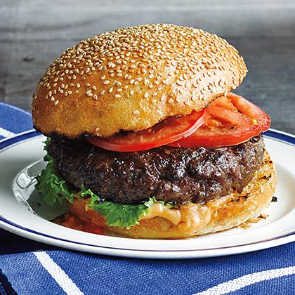 Best Ever Juicy Burgers