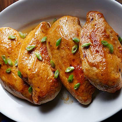 Hellmann's Succulent Grilled BBQ Chicken