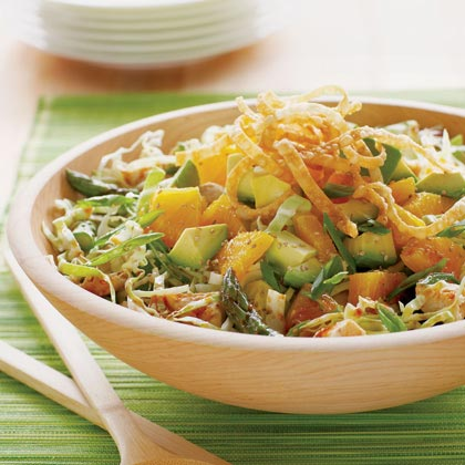 Our Best Asian Chicken Salad