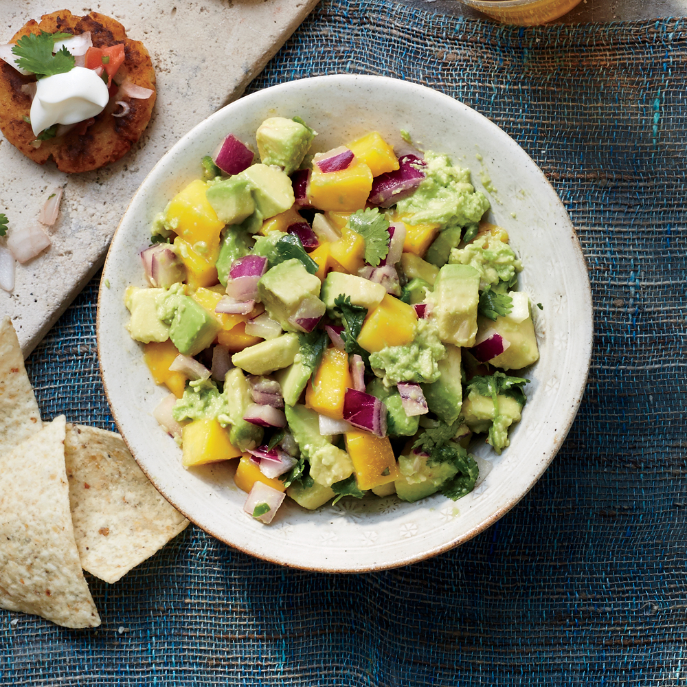 Mango Guacamole