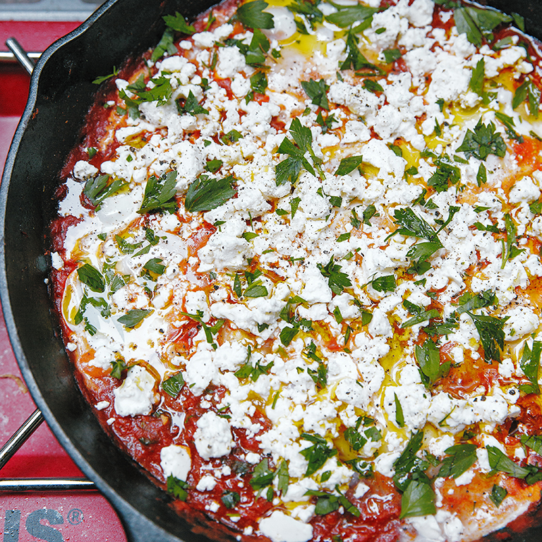 Breakfast Shakshouka