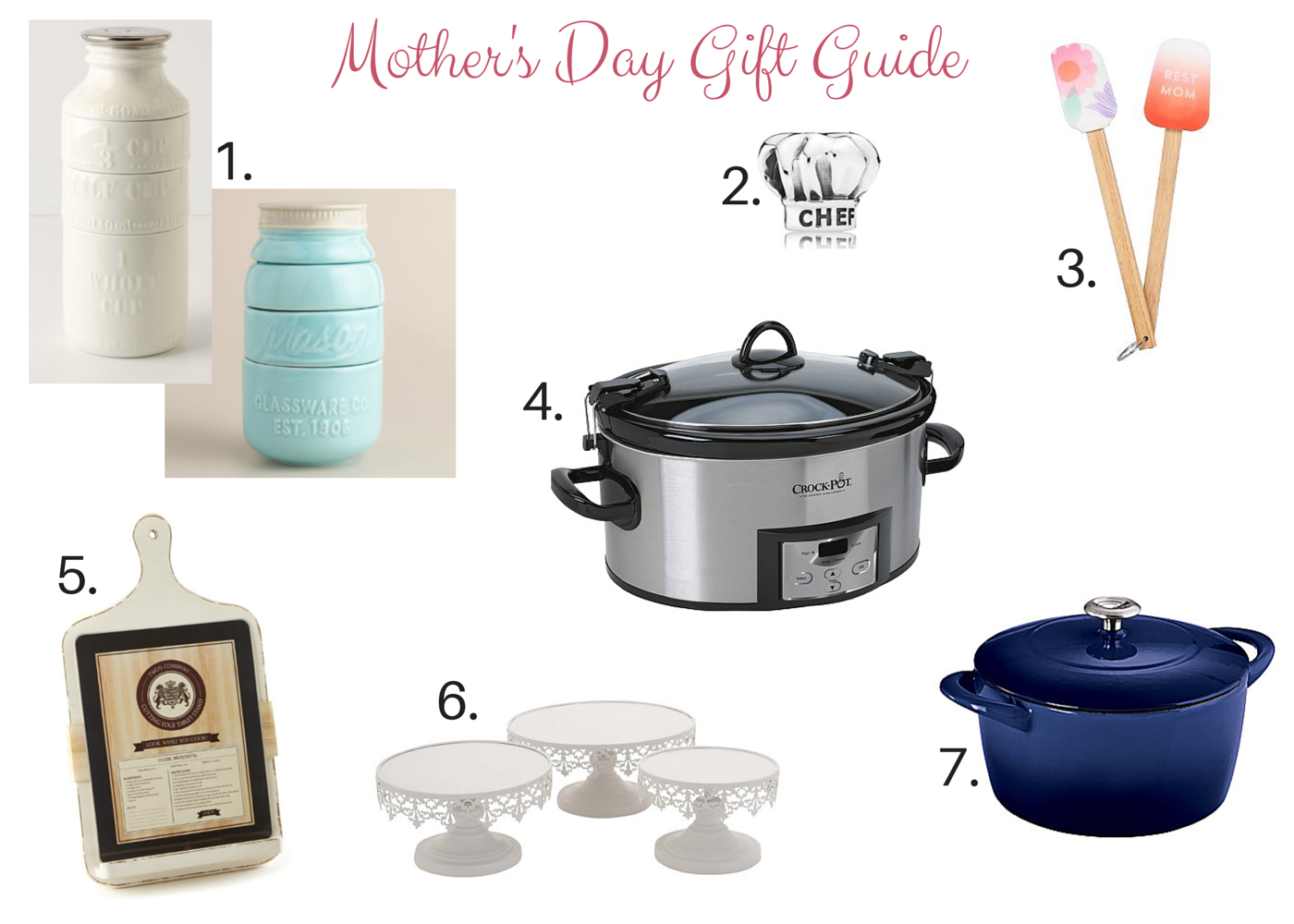 7 Mother's Day Gifts for a Mom Who Loves to Cook