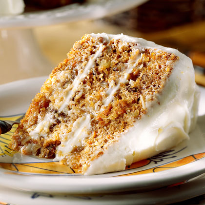 This Carrot Cake Takes the Cake