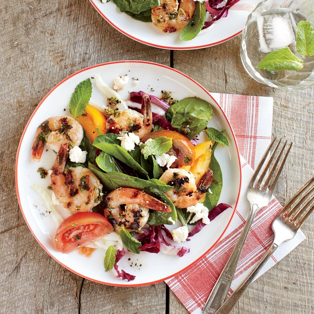 Main-Dish Salads Under 300 Calories