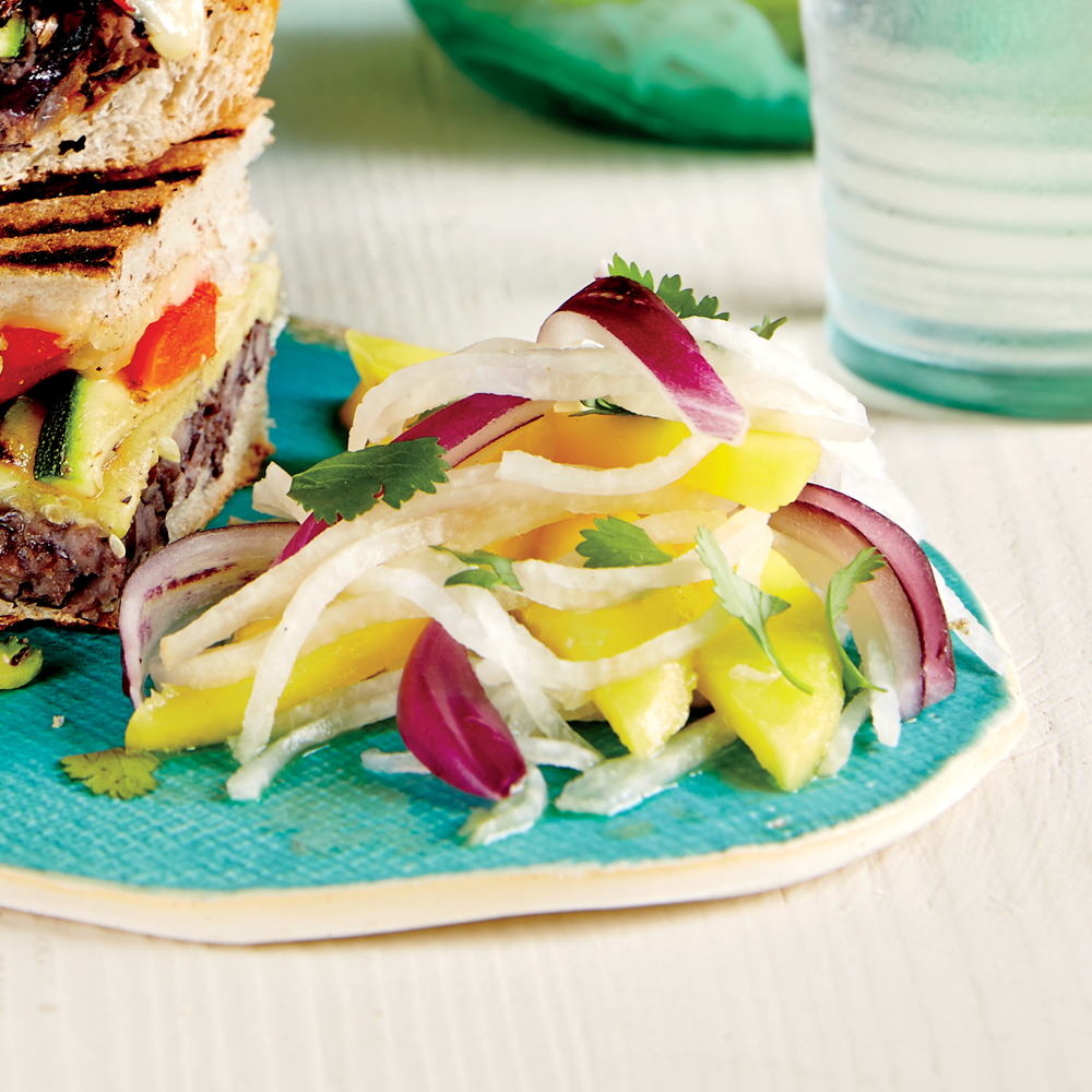 Mango and Jicama Salad