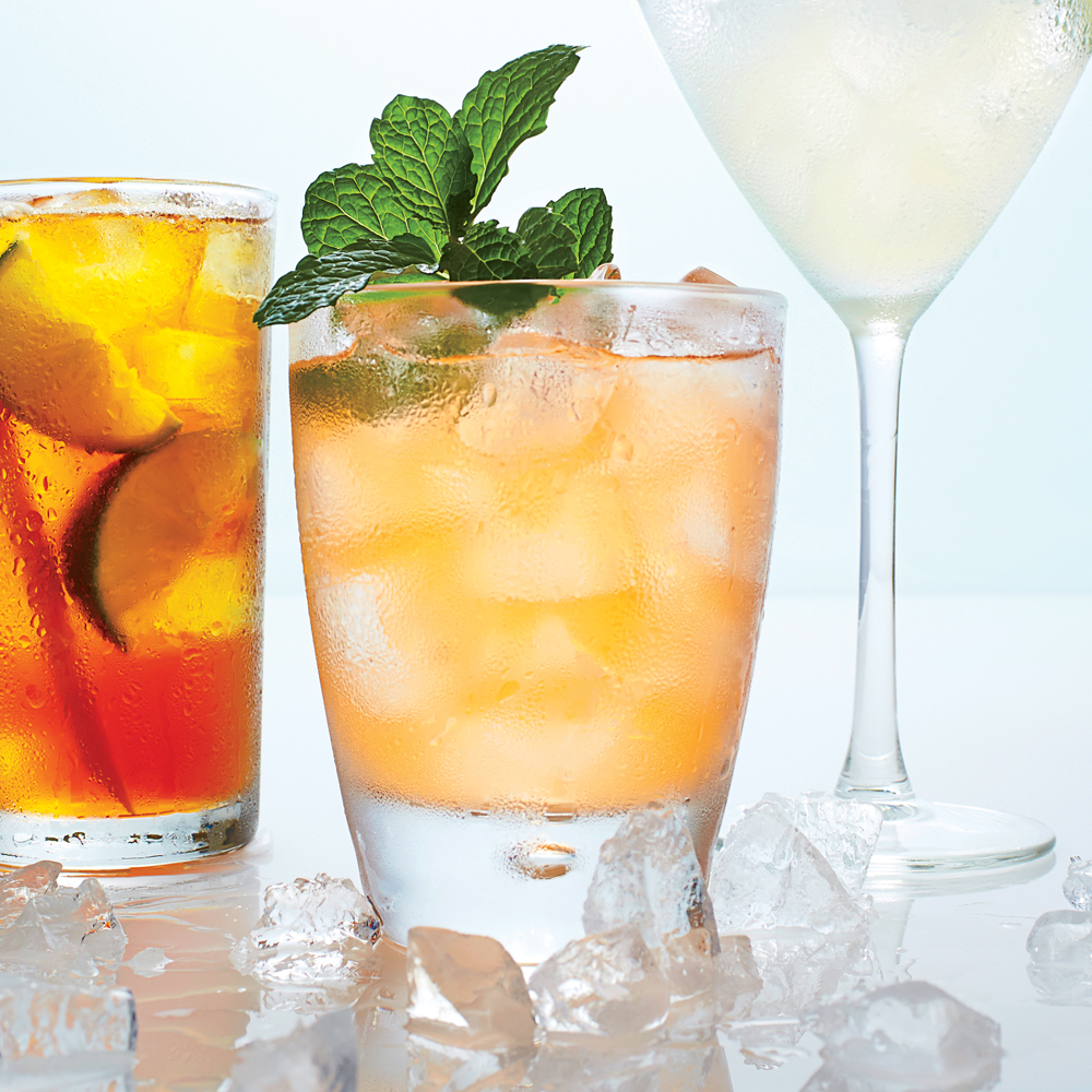 Gin And Coconut Water Recipe