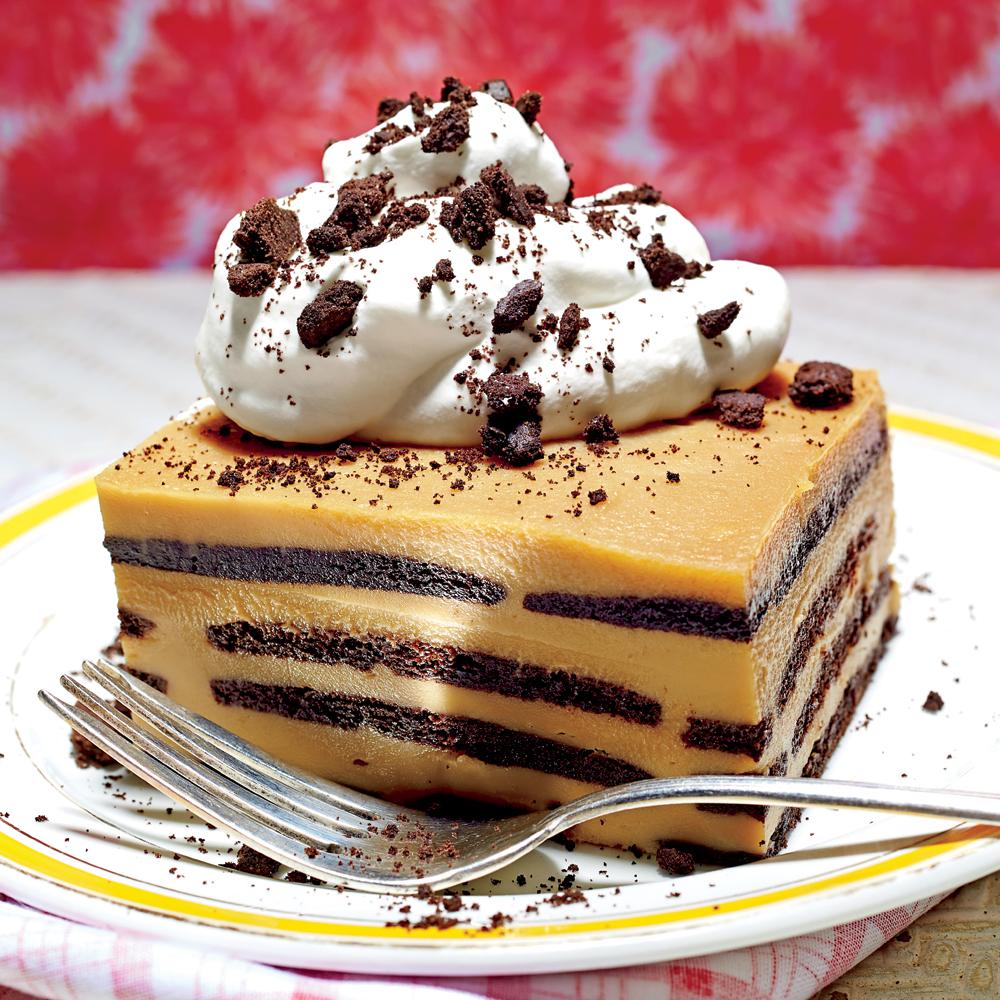 sl-Chocolate-Bourbon-Butterscotch Icebox Cake Image