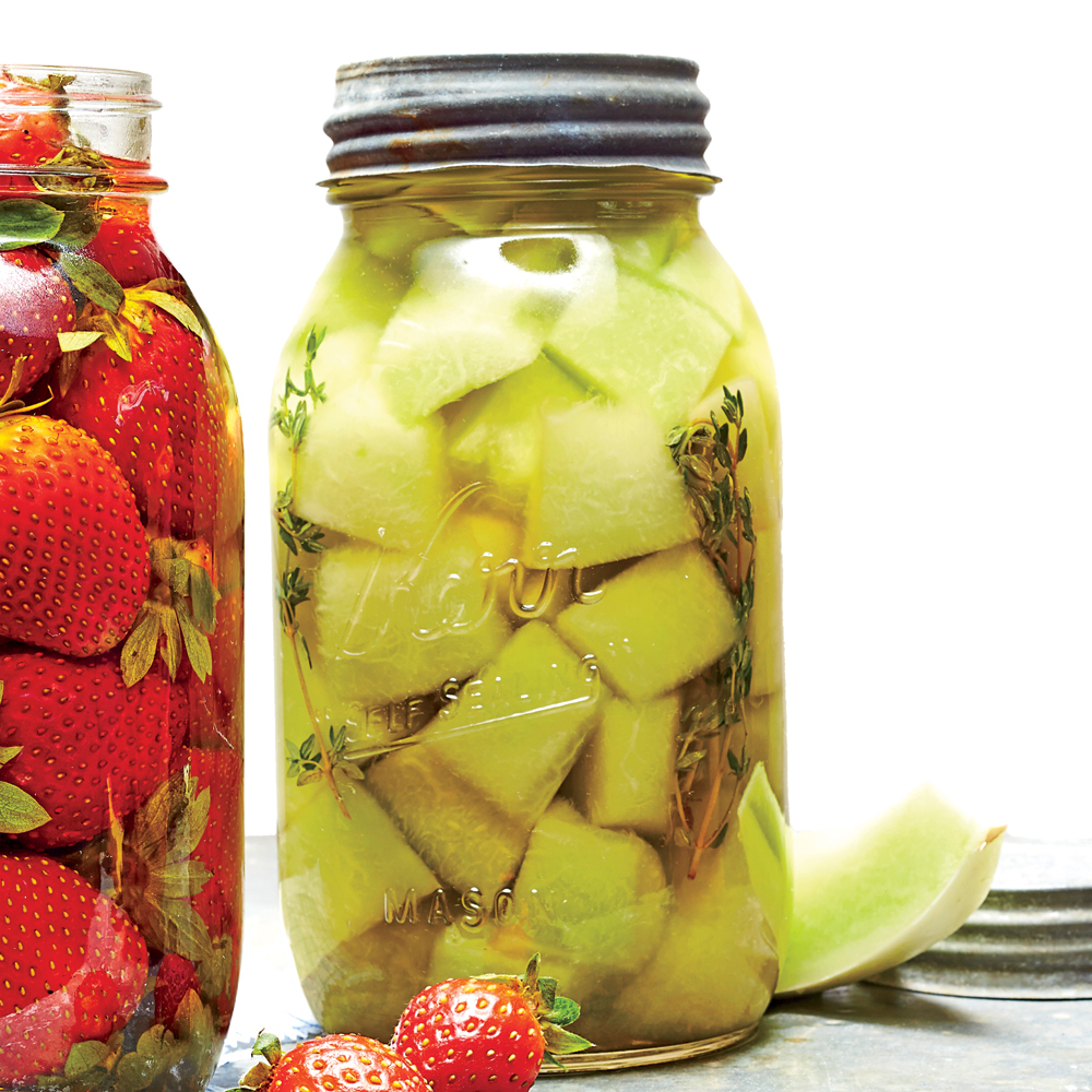 Pickled Melon