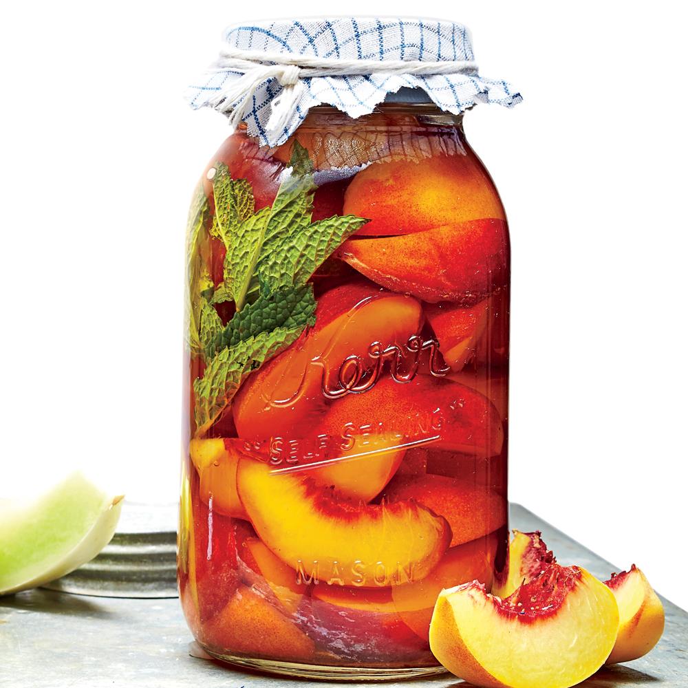 Pickled Peaches Recipe Myrecipes