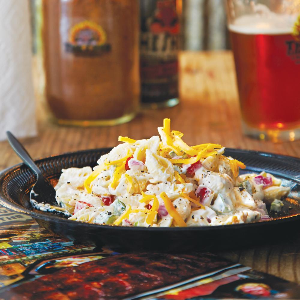 Mama Mia S Mac Salad Recipe Myrecipes