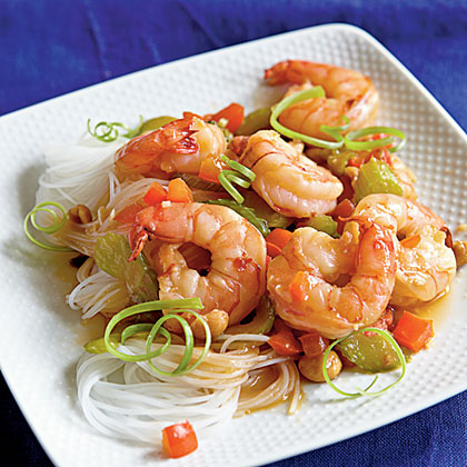 Shrimp Gets a Speedy Kung Pao Makeover