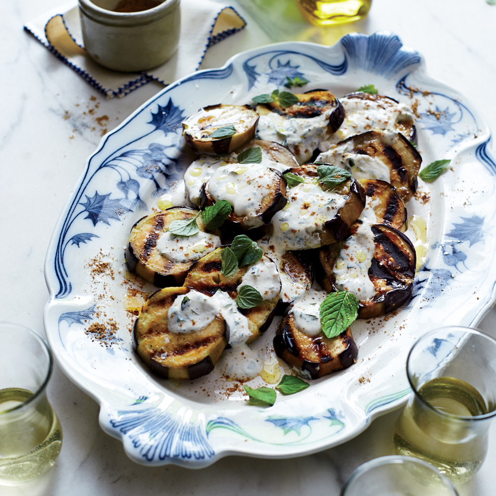 grilled eggplant recipes grilled eggplant amp moroccan spices recipe myrecipes 30259