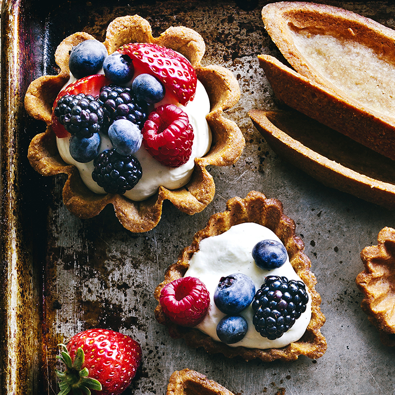 Red, White, and Blue Desserts for the Fourth of July