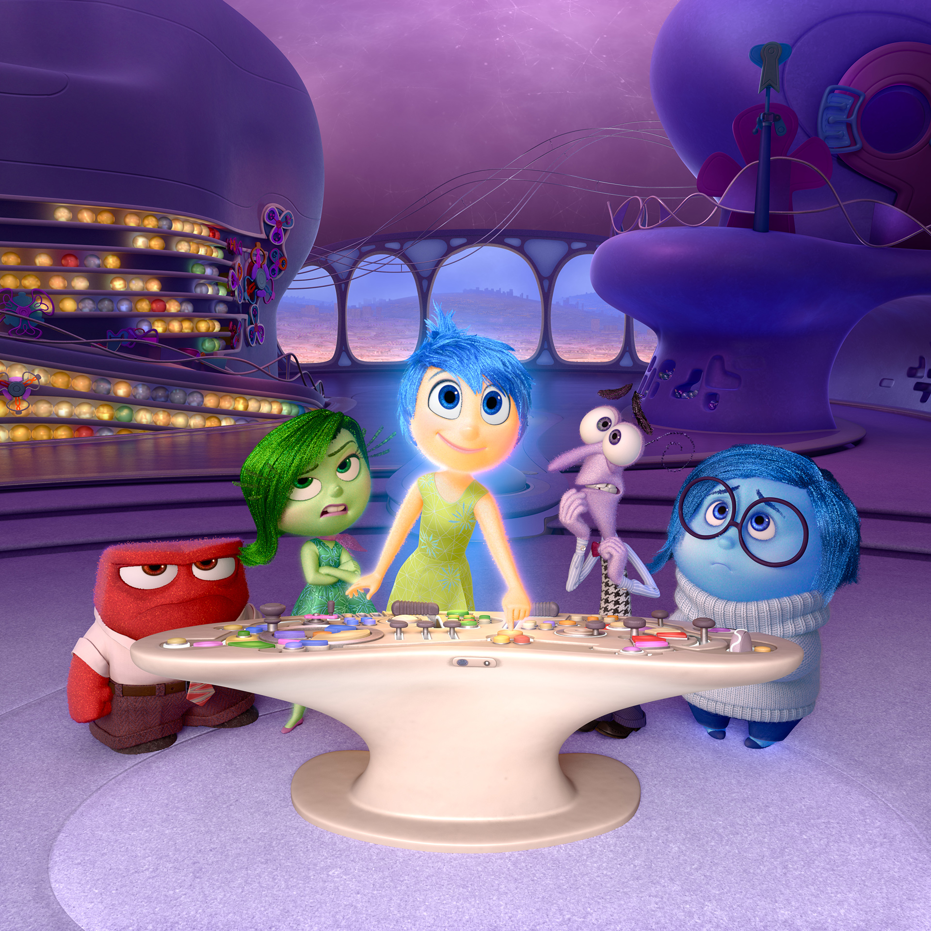 Dinner and a Movie: Inside Out