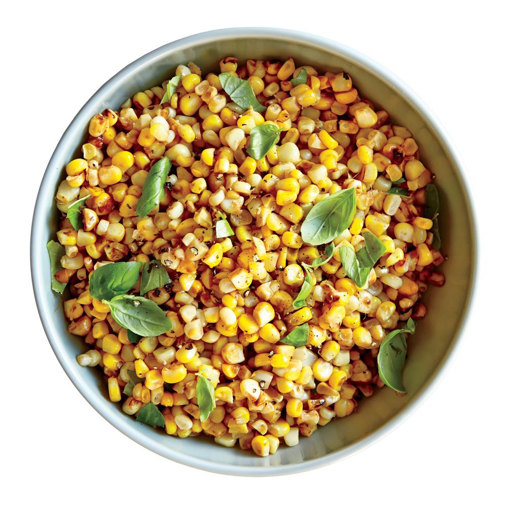 Fresh Summer Corn Sauté