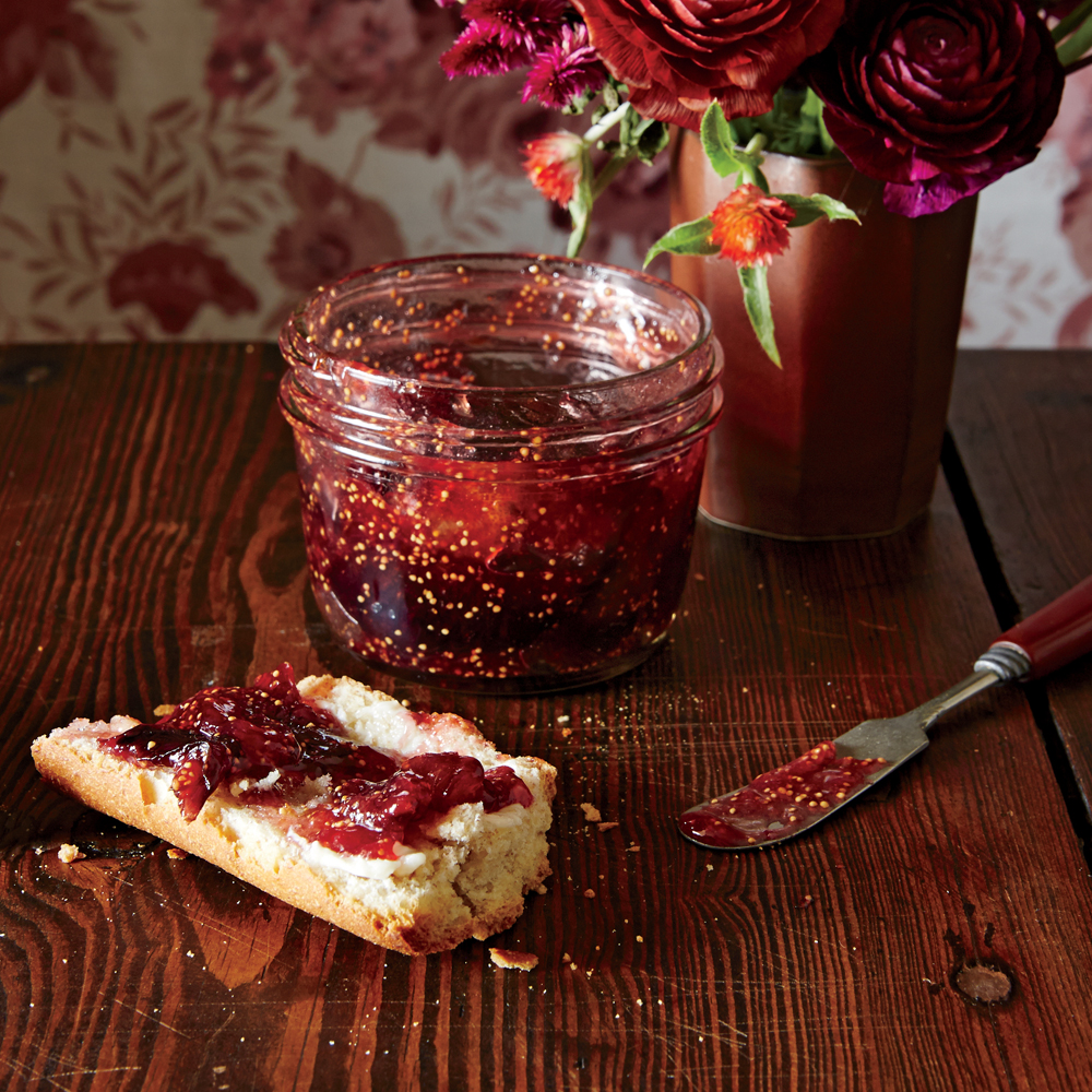 Small Batch Fig Jam Recipe Myrecipes