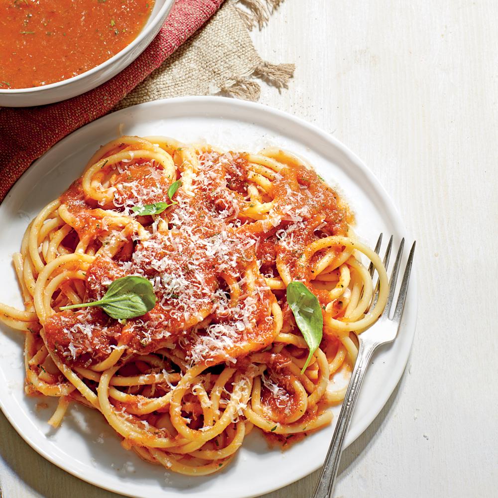 Slow-Cooker Tomato Sauce