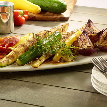 Tuscan Grilled Vegetables