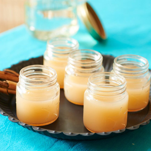 Apple Pie Moonshine Shooters