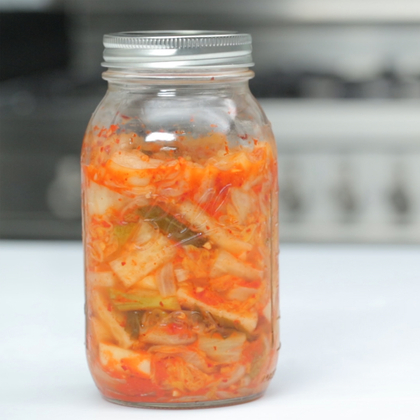 Who Knew Kimchi Was This Easy to Make?