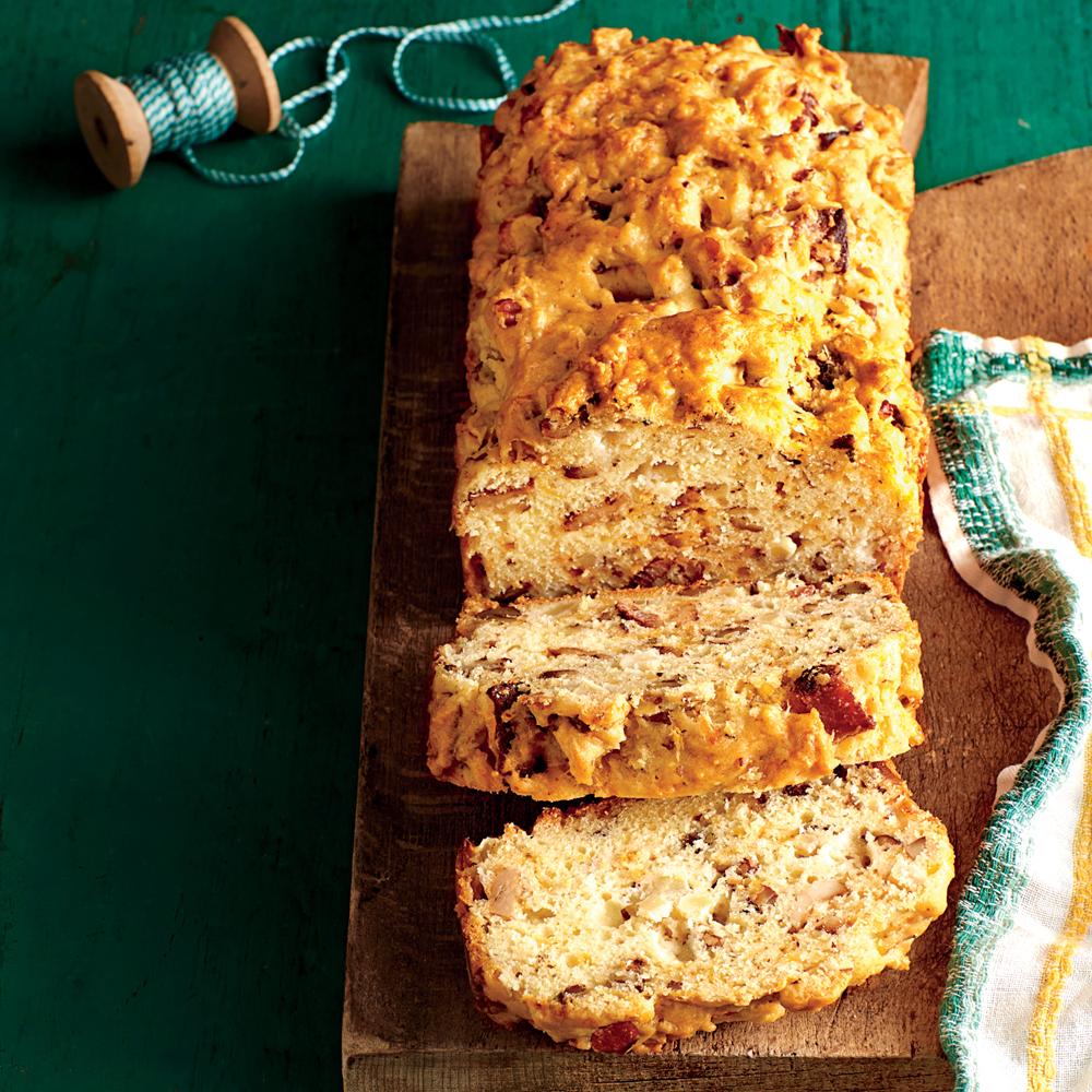 Apple-Cheddar Bread