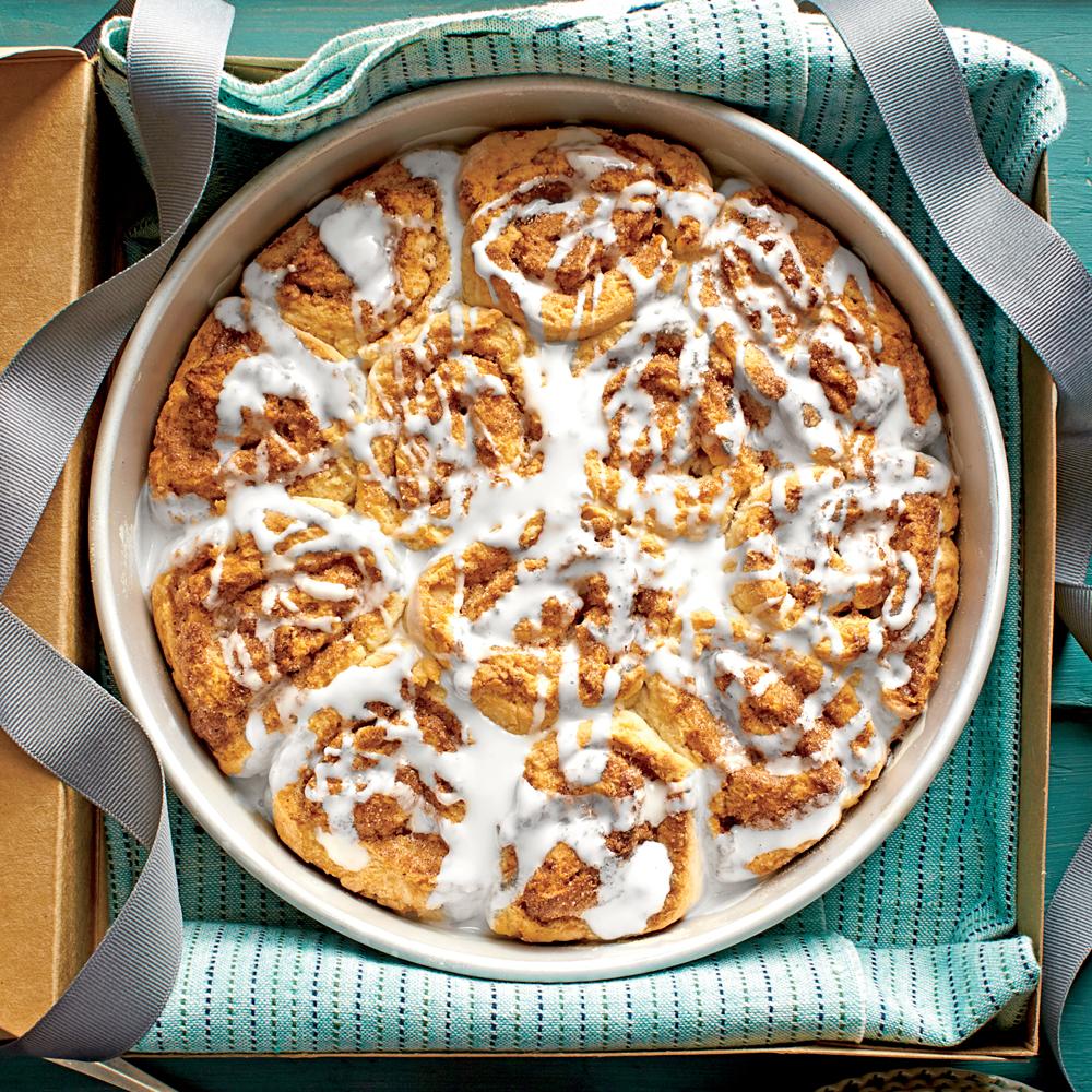 Biscuit Cinnamon Sweet Rolls