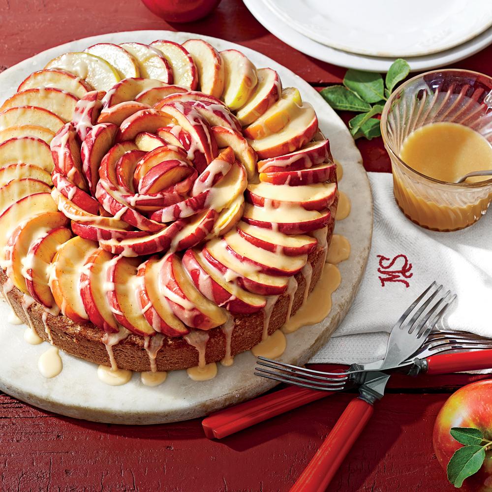 Taffy apple cake recipes