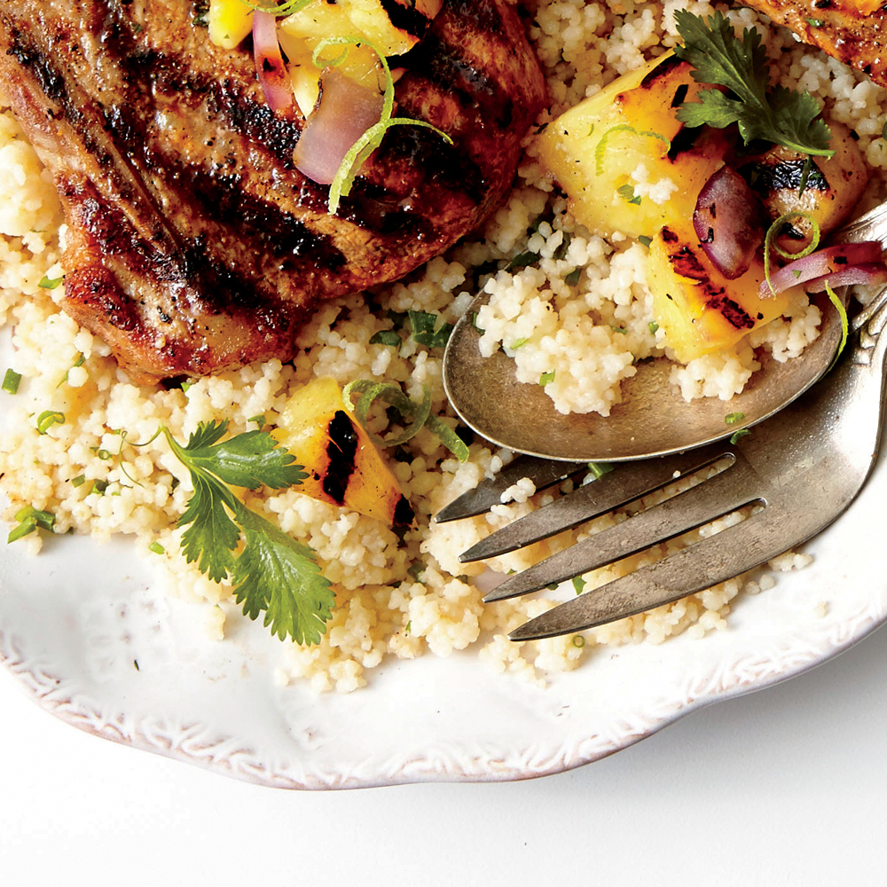 Herbed Browned Butter Couscous